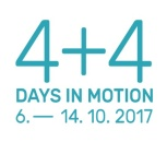 4 + 4 Days in Motion - Karlín Barracs - Oct 13th, 2017